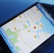 Detektei - Grafik GPS-Ortung