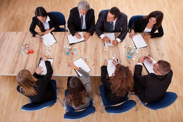 Detektei Langwieser Geschäftskunden - Meeting
